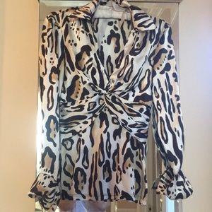 Vintage Cache blouse.